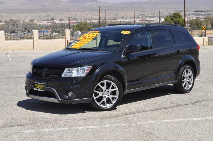 DODGE JOURNEY R/T