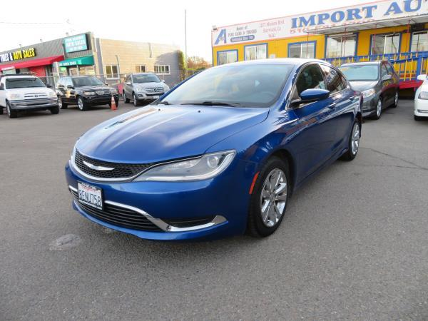 CHRYSLER 200 LIMITED
