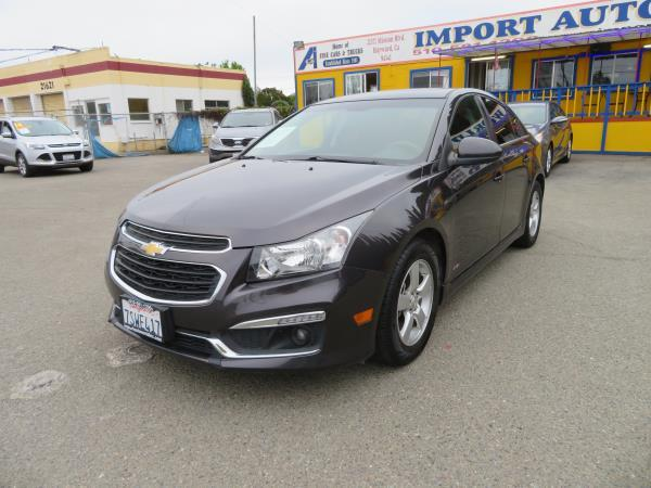 CHEVROLET CRUZE LIMITED 1LT