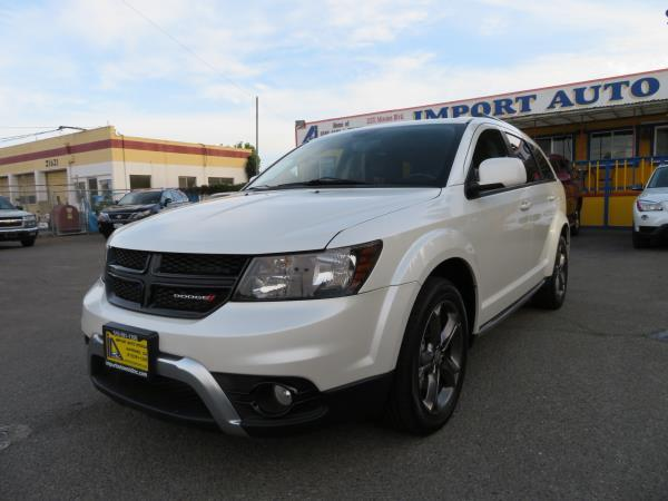 DODGE JOURNEY CROSSROAD