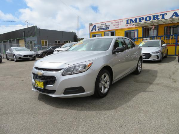 CHEVROLET MALIBU LIMITED LS FLEET