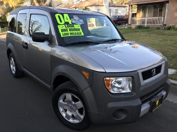 HONDA ELEMENT EX EX