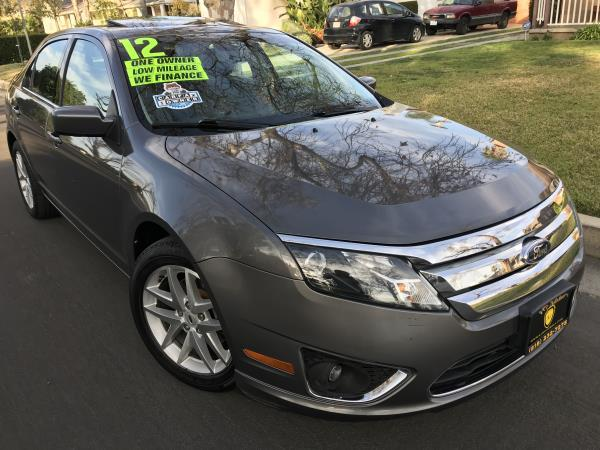 FORD FUSION SEL SEL