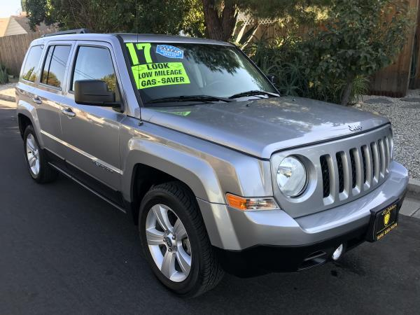 JEEP PATRIOT LATITUDE FWD LATITUDE