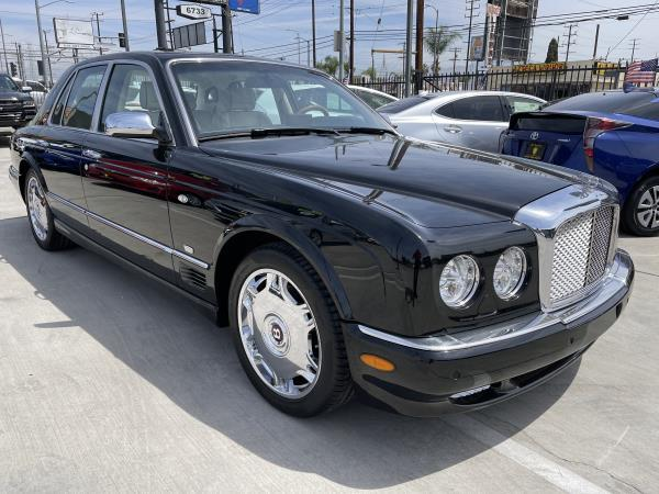 BENTLEY ARNAGE CONCOURS LIMITED EDITION R