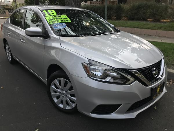 NISSAN SENTRA  S S