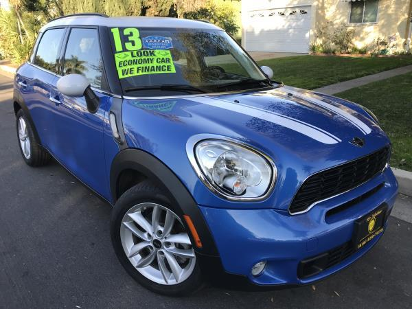 MINI COOPER COUNTRYMAN S S