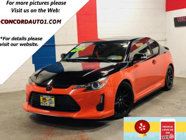 SCION TC RELEASE SERIES