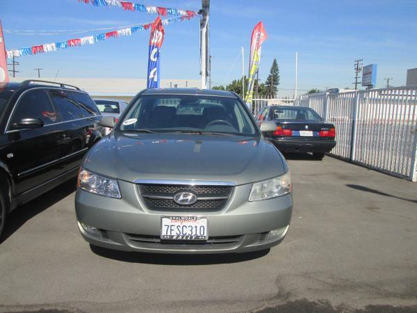 2006 hyundai sonata for sale in los angeles ca cargurus. Black Bedroom Furniture Sets. Home Design Ideas