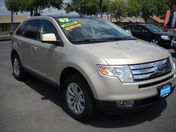 Ford Edge Sel Plus Car Giant Auto Sales