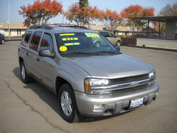 CHEVROLET TRAILBLAZER EXT 4WD LT