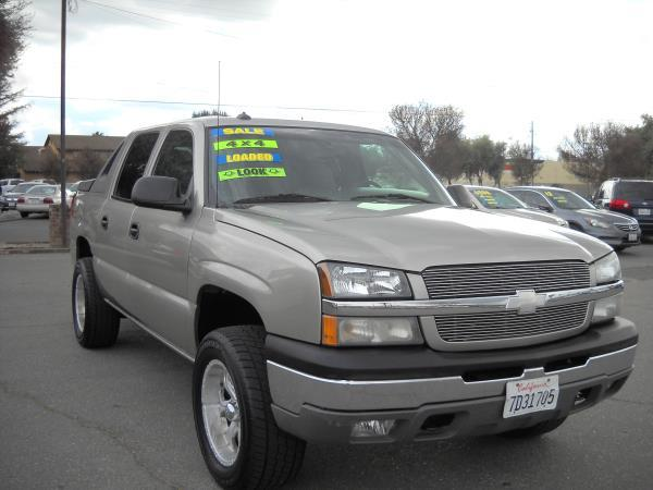CHEVROLET AVALANCHE BASE