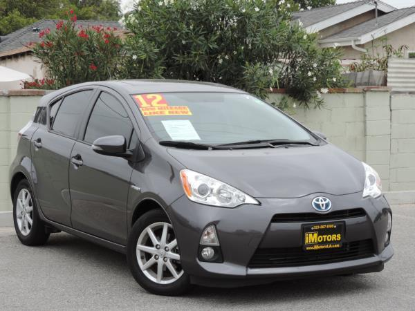 used toyota prius c for sale los angeles ca cargurus. Black Bedroom Furniture Sets. Home Design Ideas