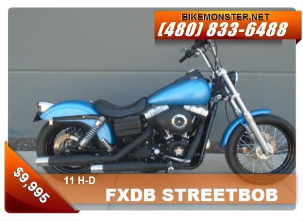 H-D FXDB STREET BOB