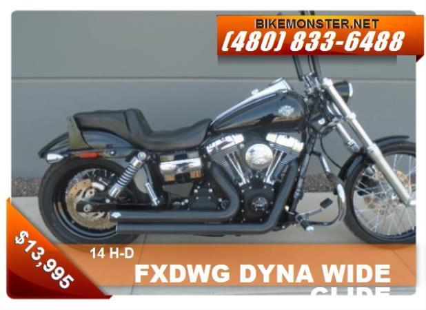H-D FXDWG DYNA WIDE GLIDE