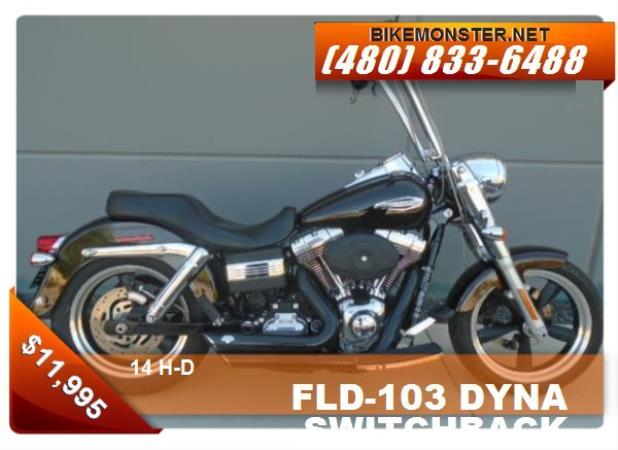 H-D FLD-103 DYNA SWITCHBACK