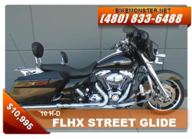 H-D FLHX STREET GLIDE