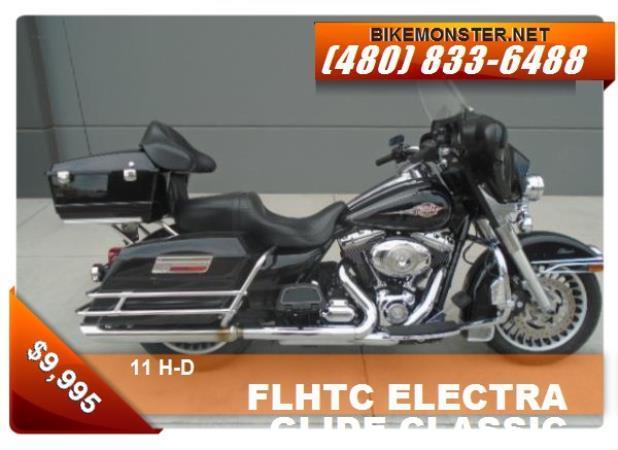 H-D FLHTC ELECTRA GLIDE CLASSIC