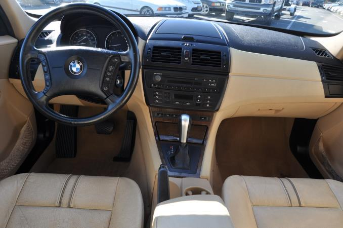 Bmw X3 3 0i Bay Quality Motors
