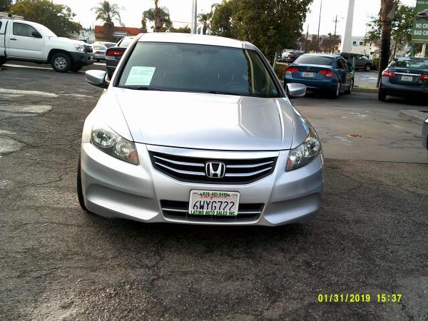 HONDA ACCORD SE