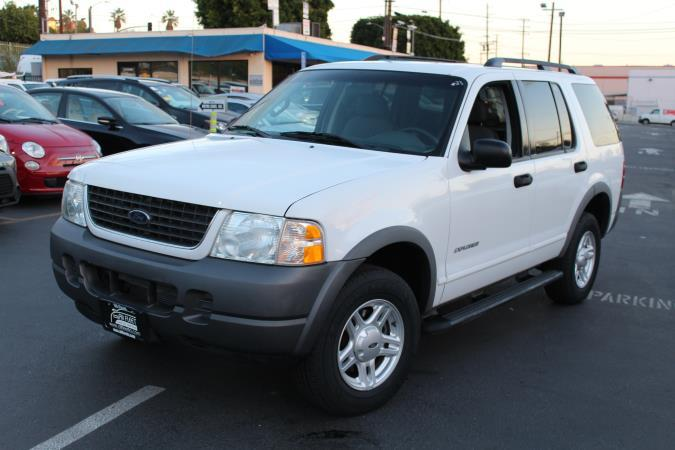 FORD EXPLORER XLS