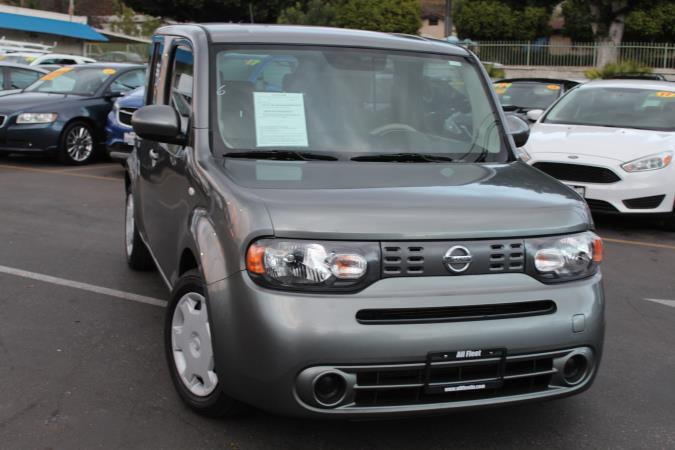 NISSAN CUBE S