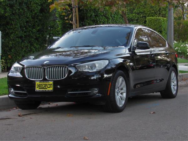 BMW 5 SERIES 550I GRAN TURISMO