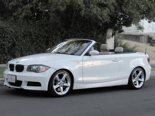 BMW 1 SERIES 135I