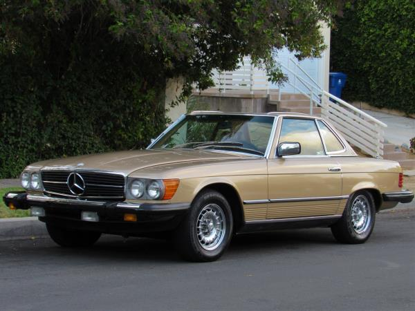 MERCEDES-BENZ 380 380SL