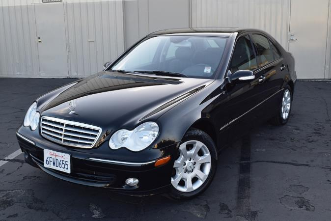 MERCEDES-BENZ C240 4MATIC