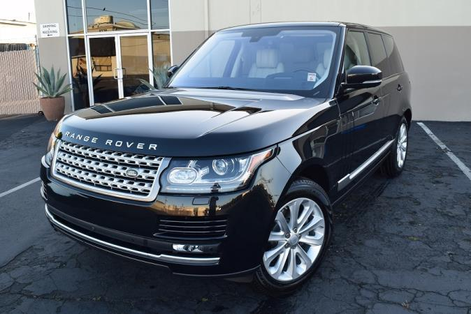 LAND ROVER RANGE ROVER HSE TD6