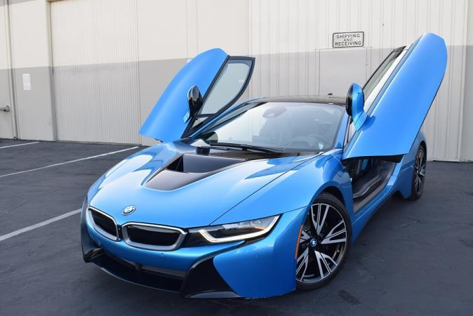 BMW I8 TERA WORLD