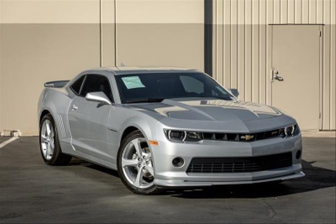 CHEVROLET CAMARO 2LT RS