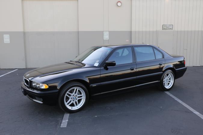 BMW 7 SERIES 740IL