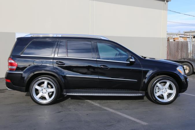 MERCEDES-BENZ GL550 GL550 4MATIC