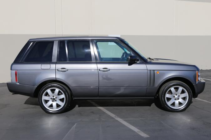 LAND ROVER RANGE ROVER WESTMINISTER LIMITED EDITION