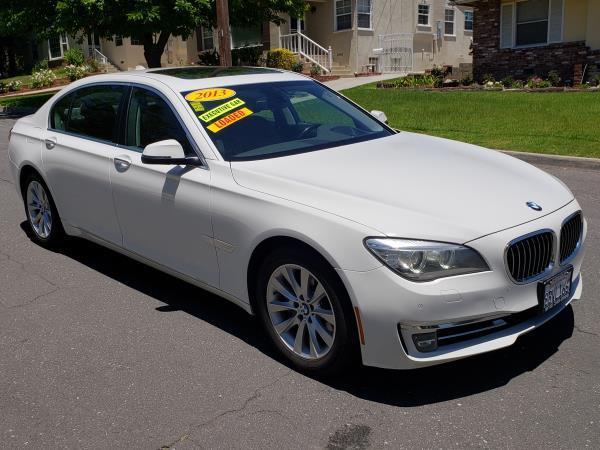 BMW 740LI 740LI