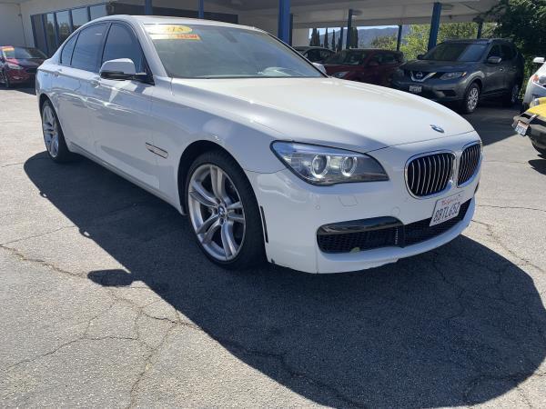 BMW 7 SERIES 740I