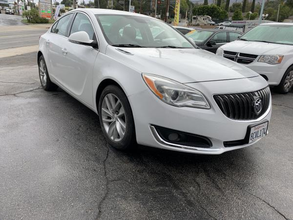 BUICK REGAL LEATHER