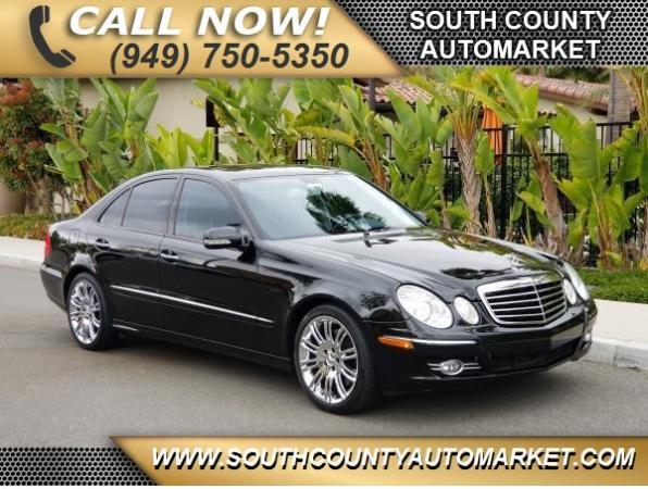 MERCEDES-BENZ E-CLASS E350 | SOUTH COUNTY AUTOMARKET