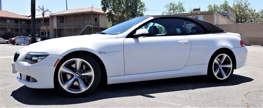BMW 6 SERIES 650I