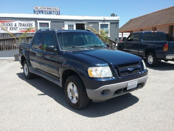 FORD EXPLORER SPORT TRAC VALUE