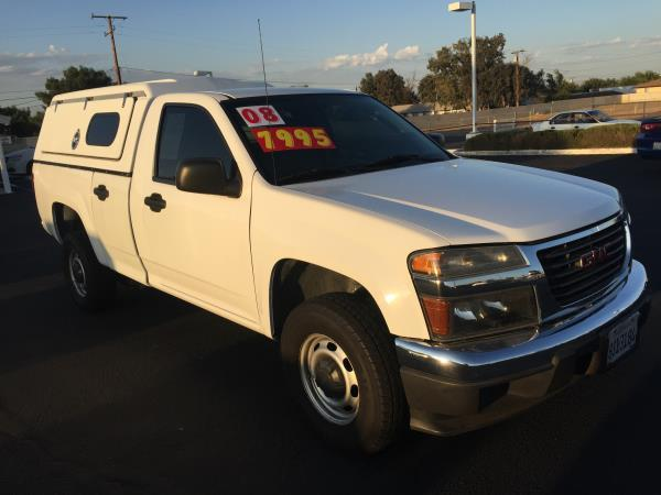 GMC CANYON WORK TRUCK