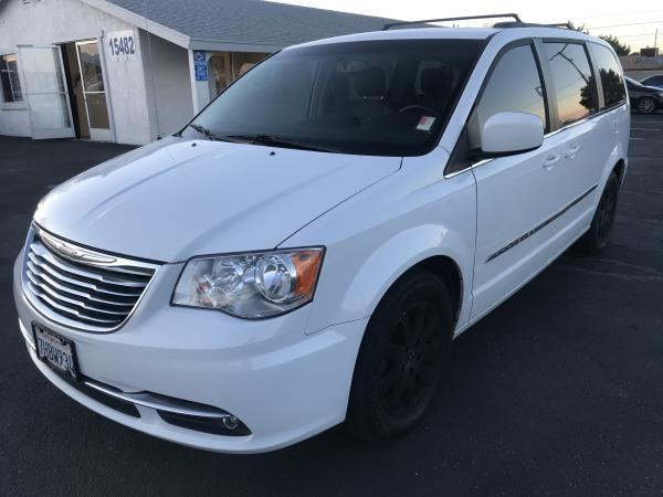 CHRYSLER TOWN  AMP; COUNTRY TOURING