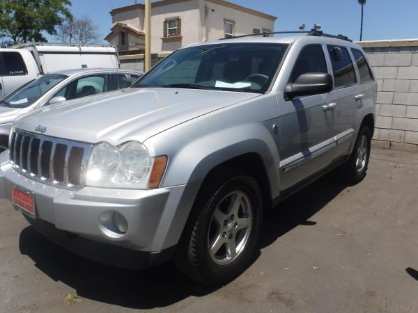 JEEP PARTS ONLY GRAND CHEROKEE LIMITED