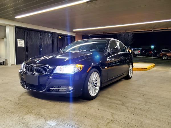 BMW 3 SERIES 335ID