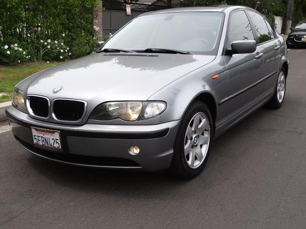 BMW 3 SERIES 325I SULEV