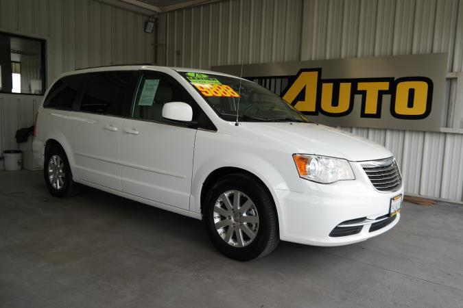 CHRYSLER TOWN  AMP; COUNTRY LX