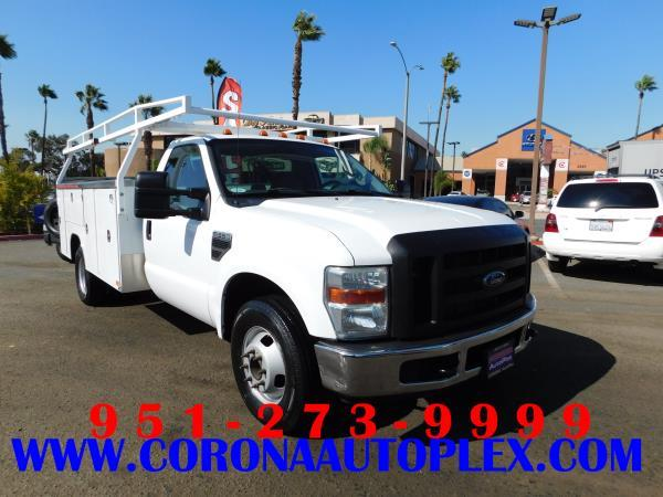 FORD F-350 XL SUPER DUTY UTILITY