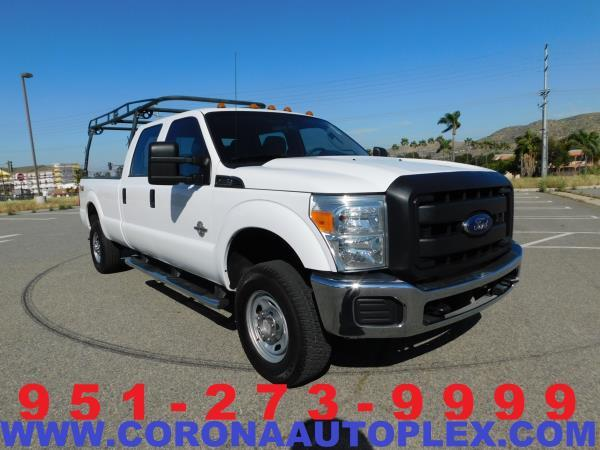 FORD F-350 SUPER DUTY XL